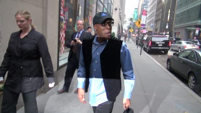 arsenio hall at the 'today' show studio arsenio hall at the 'today' show studio on may 21, 2012 in new york, new york - arsenio hall stock videos & royalty-free footage
