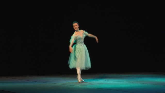 art ballet - ballet dancing stock videos & royalty-free footage