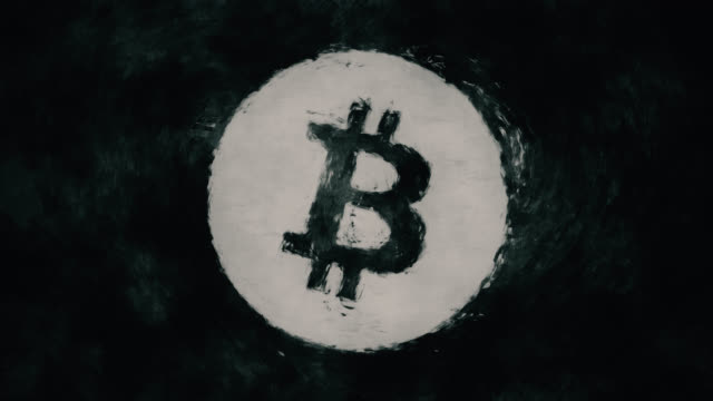 Art Cryptocurrency Symbol Bitcoin