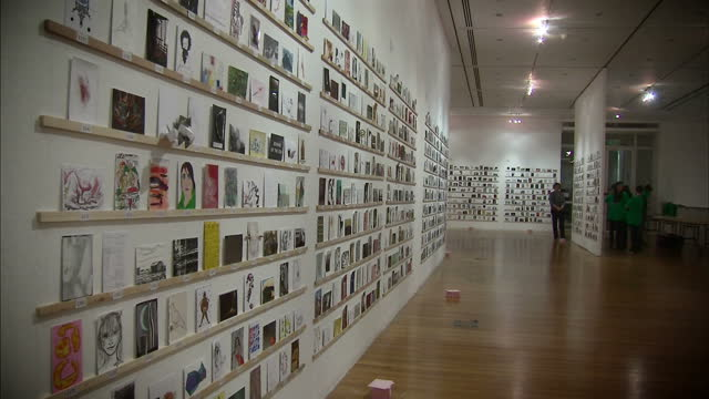 art fans are hoping to get their hands on a miniature masterpiece by buying postcards which include works by top artists. the catch is you don't know... - 1 minute or greater stock videos & royalty-free footage