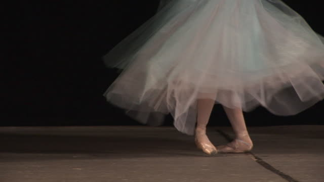 art of ballet - ballet dancer stock videos & royalty-free footage