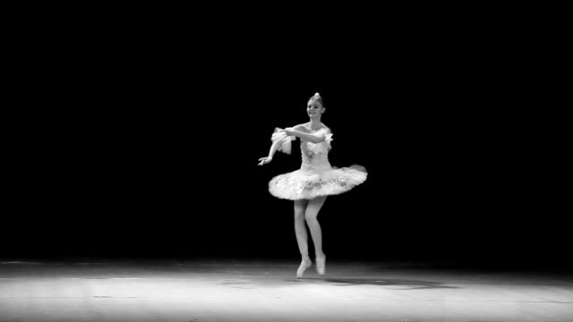 art of ballet - ballet dancer stock videos & royalty-free footage
