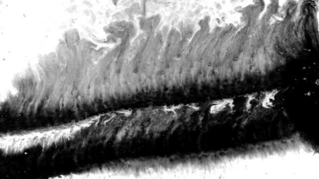アート・オブ・インクスプラッター - 特殊効果点の映像素材/bロール