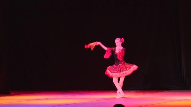 Kunst des russischen Ballett