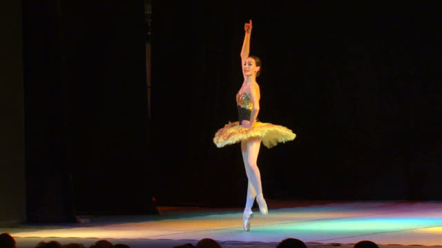 art of russian ballet - ballet shoe stock videos and b-roll footage