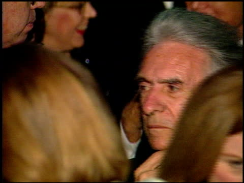 arthur hiller at the 1999 academy awards governor's ball at the shrine auditorium in los angeles, california on march 21, 1999. - arthur hiller stock videos & royalty-free footage