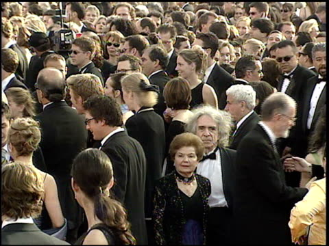 Arthur Hiller at the 2001 Academy Awards at the Shrine Auditorium in Los Angeles California on March 25 2001
