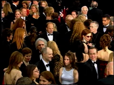 arthur hiller at the 2002 academy awards at the kodak theatre in hollywood, california on march 24, 2002. - arthur hiller stock videos & royalty-free footage