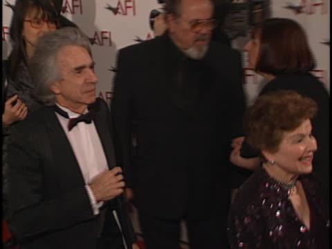 arthur hiller at the afi honors harrison ford at beverly hilton. - arthur hiller stock videos & royalty-free footage