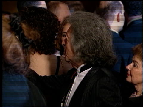 arthur hiller at the directors guild awards at the century plaza hotel in century city, california on march 7, 1998. - arthur hiller stock videos & royalty-free footage