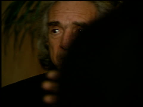 arthur hiller at the rpi vision awards at the beverly hilton in beverly hills, california on june 20, 1998. - arthur hiller stock videos & royalty-free footage