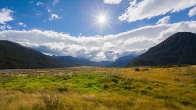Arthurs übergeben Nationalpark, Neuseeland