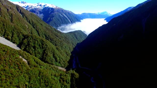 arthur's pass - tourism stock videos & royalty-free footage