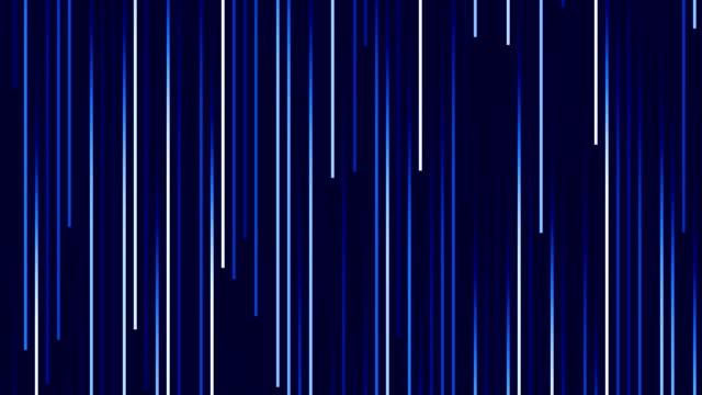 künstliche abstrakte linien bewegen sich vertikal - motivation stock-videos und b-roll-filmmaterial