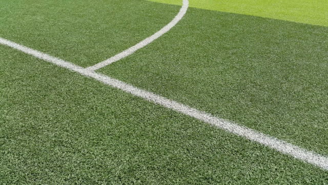 artificial grass football field in Chiang Mai Thailand