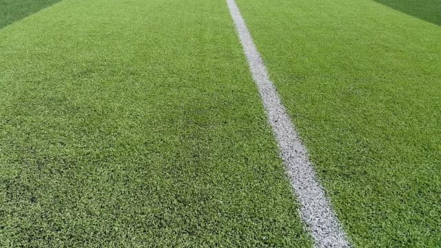 artificial grass football field in Mae Hia,Chiang Mai,Thailand