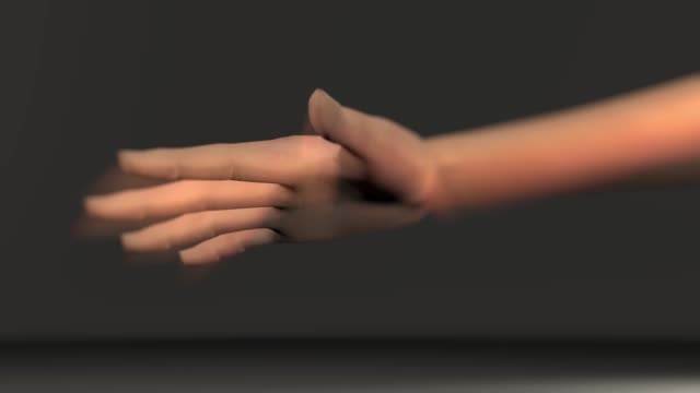 artificial hand of a robot - imitation stock videos & royalty-free footage