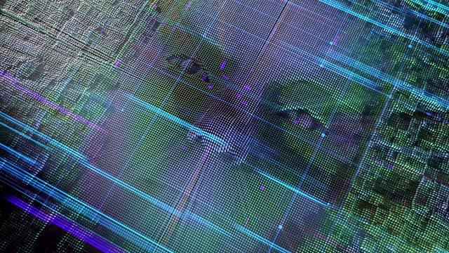 artificial intelligence digital avatar - deep learning stock videos & royalty-free footage