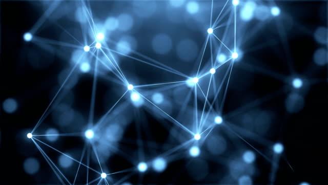 vídeos y material grabado en eventos de stock de inteligencia artificial - átomo