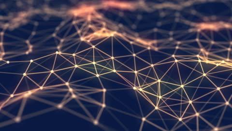 artificiella neuronnät och deep learning - lösning bildbanksvideor och videomaterial från bakom kulisserna