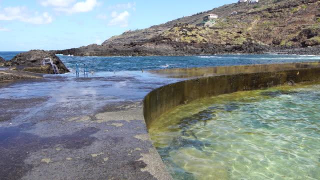 Artificial swimming pool - Mesa del Mar; Tenerife
