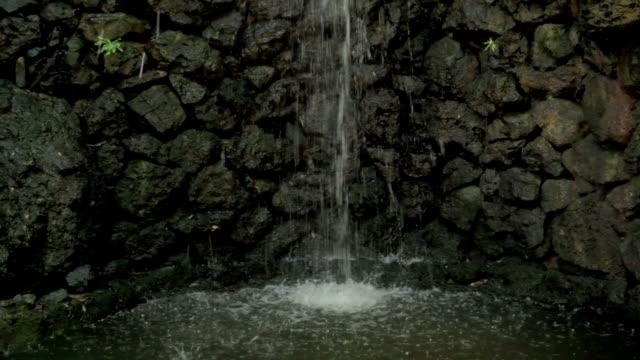 Künstliche Wasserfall, Sound