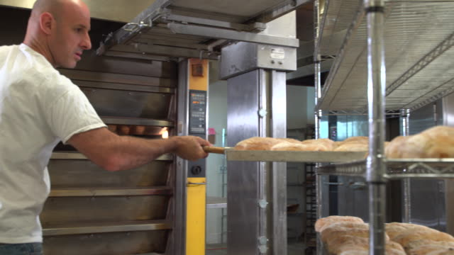 artisanal bakery - bakery stock videos and b-roll footage