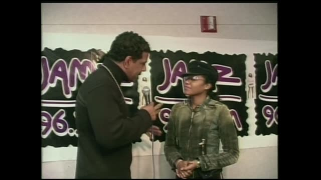 RB artist Amerie interview in 2002 with Ray Dejon