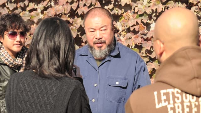 Artist and dissident Ai Weiwei says his battle with China's tax authorities is a 'real opportunity' to expose the Communist regime that put him in...