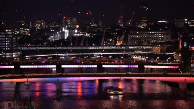 GBR: Illuminated River photo call