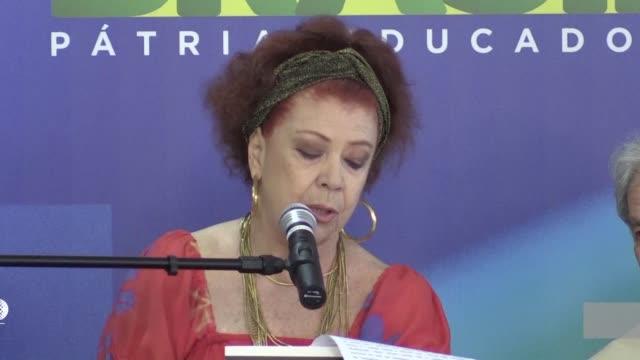 BRA: Brazilian Singer Beth Carvalho Dies At 72