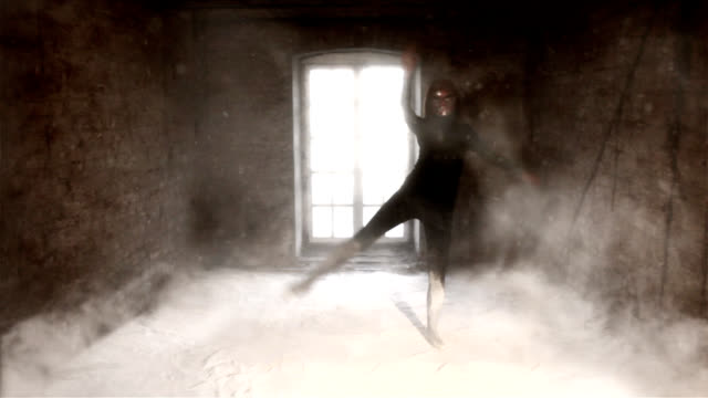 artistic dance - ballet dancer stock videos & royalty-free footage