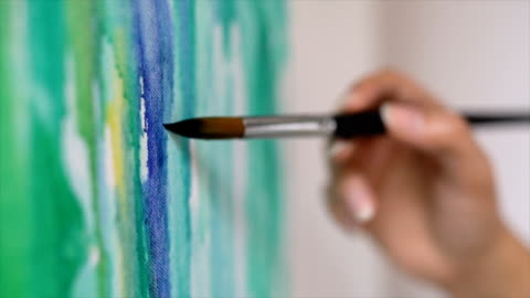 artistic expression - art and craft stock videos & royalty-free footage