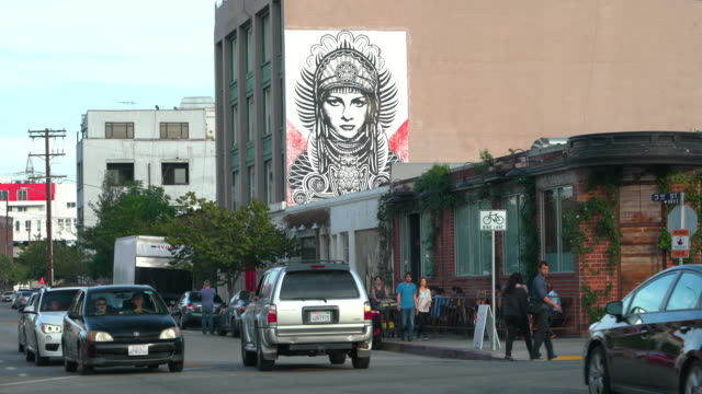 arts district - female likeness stock videos & royalty-free footage
