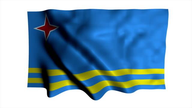 Vlag van Aruba