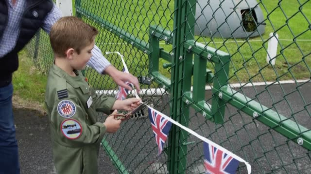 GBR: Yorkshire Air Museum reopens to the public as lockdown eases