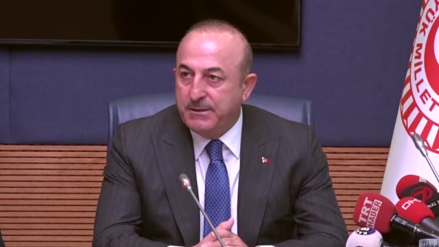 As it tries to end its involvement with the terrorist PKK/PYD in Syria the US is having problems withdrawing its forces said Turkey's foreign...