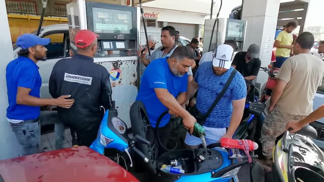 as lebanese people have long suffering fuel shortage, the lebanese army deployed soldiers in closed gas stations to stop fuel hoarding after the... - service stock videos & royalty-free footage