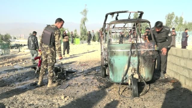 As many as 15 people have been killed and more than 10 others wounded in a suspected suicide attack targeting a funeral in eastern Afghanistan on...