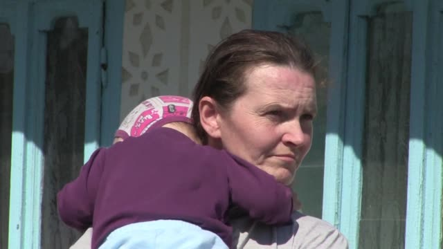 as more and more residents left looking for work a romanian village desperate to keep the town school and services going has found a new lease of... - lease agreement stock videos and b-roll footage