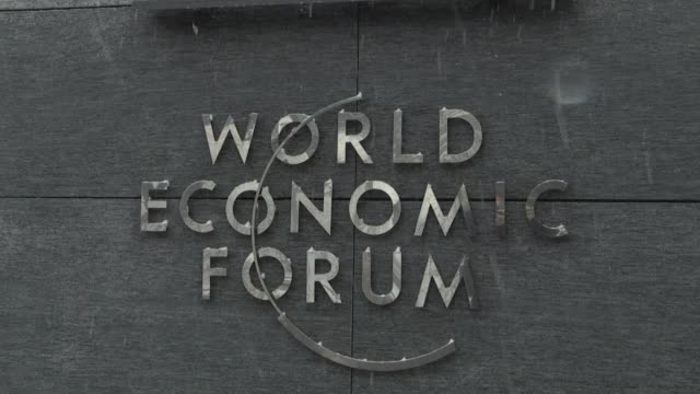 As political and business elites prepare to meet in the luxury Swiss ski resort of Davos for this year's World Economic Forum the event's founder...