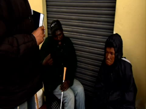 As South Africa prepares for the biggest sporting event in its history there are fears of a dramatic rise in homelessness People are expected to...