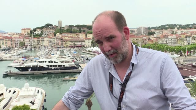 as the 70th edition of the cannes film festival winds down cinema critic xan brooks of the observer who has been covering the festival for 12 years... - critic stock videos & royalty-free footage