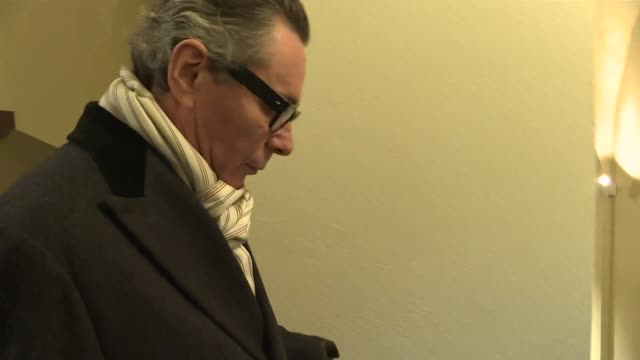 as the first hearing closes in the trial of jean claude arnault begins for frenchman at the centre of a sexual assault scandal that splintered the... - nobel prize in literature stock videos & royalty-free footage