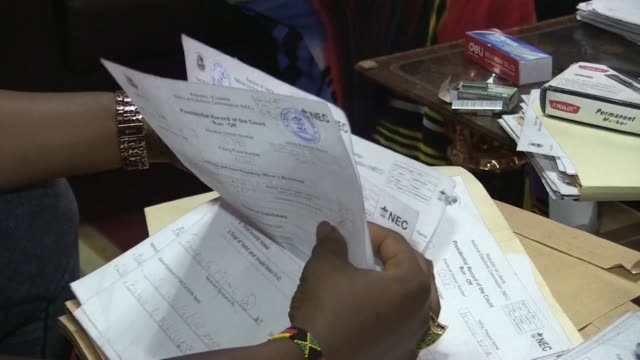 As the National Elections Commission gets set to start announcing provisional results processed through its tally system the two parties in the...