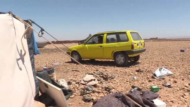MAR: Drought sharpens Morocco nomads-farmers dispute