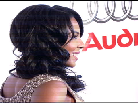 ashanti at the denise rich marks 10th year of the gp foundation with an evening of stars and music at the 2007 angel ball at marriott marquis hotel... - marriott marquis new york stock videos & royalty-free footage