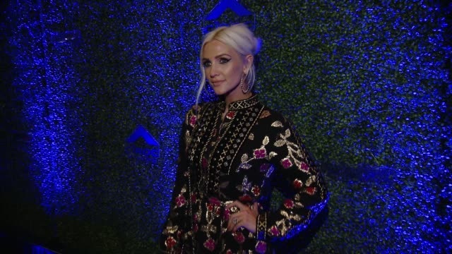 Ashlee Simpson at CIROC Studios Launch Event Hosted by DJ Khaled at the iconic Record Plant Studios in Los Angeles CA