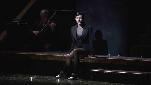 Ashlee SimpsonWentz at the Ashlee SimpsonWentz Makes Her Broadway Debut In 'Chicago' at New York NY