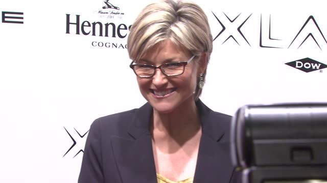 ashleigh banfield at the stand up for a cure a concert to benefit memorial sloankettering cancer center at the hammerstein ballroom in new york new... - benefit concert stock videos and b-roll footage